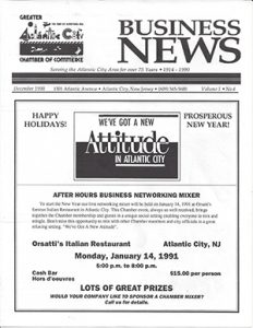 Atlantic City Chamber of Commerce