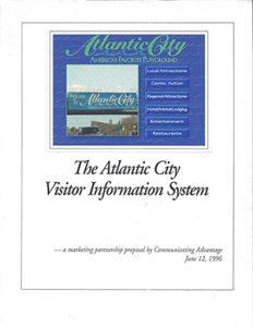 Atlantic City Tourism Kiosk