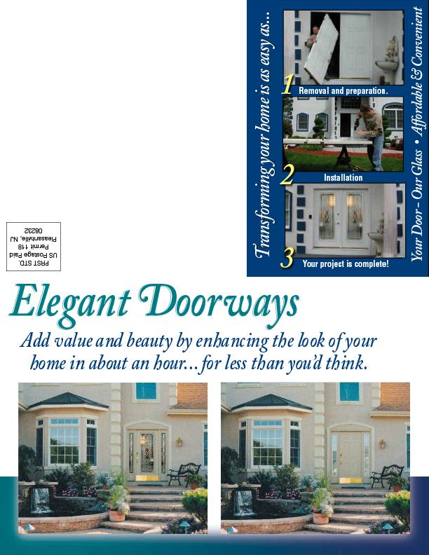 Elegant Doorways Mailer
