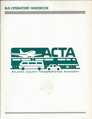 Atlantic City Bus Route Maps