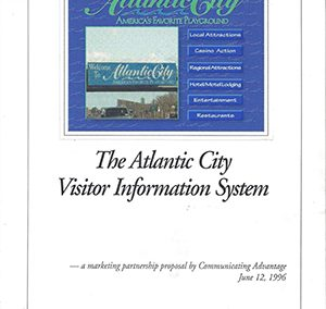 Atlantic City Tourism Kiosk