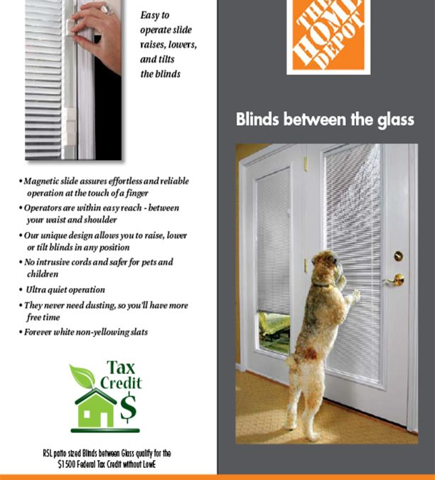 Home Depot Blinds