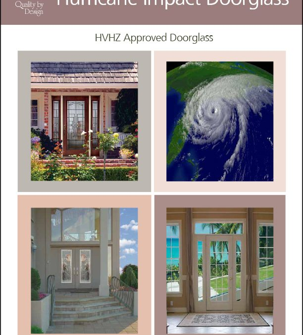Hurricane Doorglass