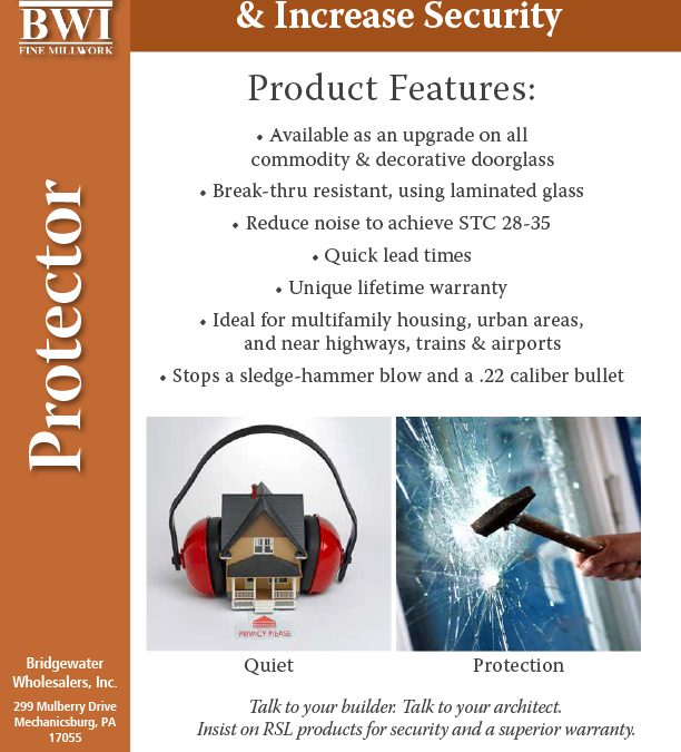 Protector Doorglass