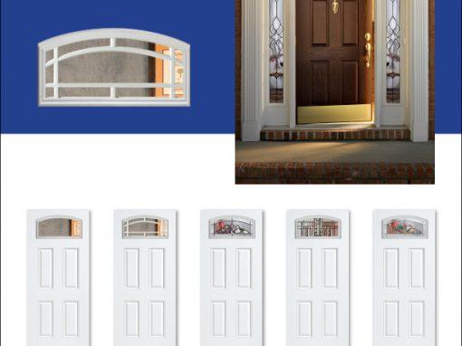 Cambertop Doorglass