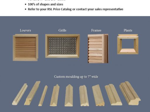 RSL Wood Millwork