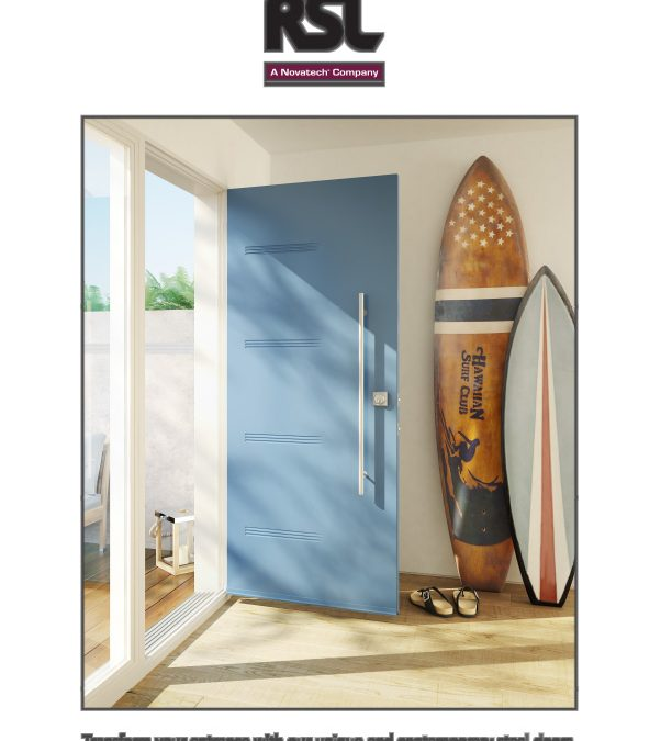 RSL-Novatech Steel Door Catalog